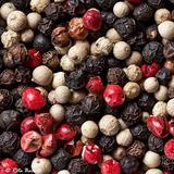 Mix De Pimentas Em Grãos (reino-branca-rosa-jamaica) - 500g