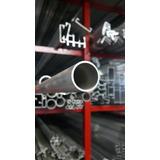 Perfil Caño De Aluminio Redondo 25mm