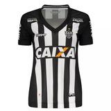 Camisa Atlético Mineiro 2018 Feminina Home Topper + Brinde c419ecd1b3fc7