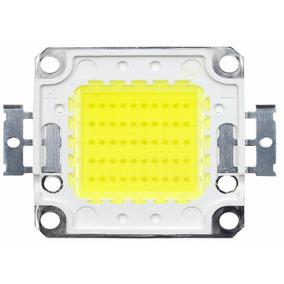 Chip Led Reposição Refletor 50w 100w 150w 200w Branco Frio