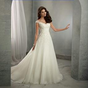 Vestidos de noivas simples e bonitos