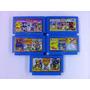 Cassette Super Nintendo Juegos Varios Sop46