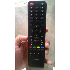 Control Tv Soneview Lcd Y Led