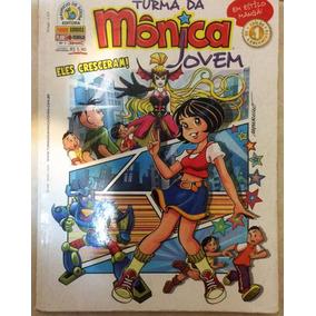 Turma Da Mônica Jovem 1 - Edição De Colecionador. Confira!