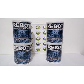 2kg Rebotec Solução Para Lajes Trincas Reboco Tijolo Rj