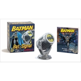 Mini Lampara Bati-señal De Colección Bat Signal Envio Gratis