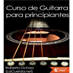 Curso De Guitarra Para Principiantes Pdf