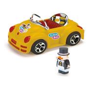 Carrinho Carro Brinquedo Mundo Bita Criança Com Boneco