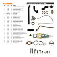 Kit Turbinamento Trator Valmet Valtra 880 885 Mwm 229/4