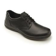 Calzado Zapato Flexi 63201 Negro Casual Vestir Salir Oficina