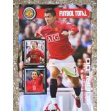 Afiche 2008 Cristiano Ronaldo Con Mancheter United Ftotal