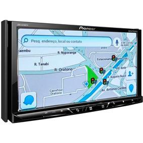 Dvd Player Pioneer Avh- A4180 Tv 7 Polegadas Bluetooth Tv