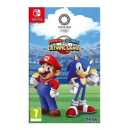 Switch Físico Mario & Sonic At The Olympic Sega Nintendo