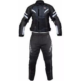 Conjunto Feminino Moto Texx Jaqueta New Vênus+calça Rose Wp