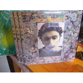 Invisible El Jardin De Los Presentes Lp Vinilo Reedicion