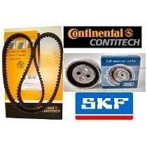 Kit Correia + Tensor Skf Palio Siena 1.0 8v Fire 124 Dentes