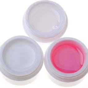 Gel Uv Super Cristal Clear 1 Onz Completa.