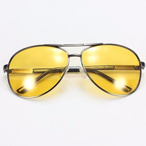Óculos Night Drive P/ Dirigir A Noite - Pronta Entrega