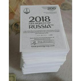 Figurinhas Avulsas Copa Do Mundo Russia 2018