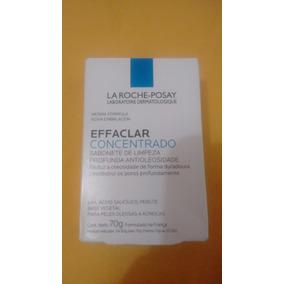 La Roche Effaclar Sabonete Antioleosidade Limpeza Profunda