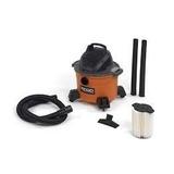 Aspiradora Para Polvo Y Agua 6 Galones Ridgid Profesional