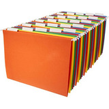 Amazonbasics Carpetas Colgantes - Tamaño Carta (25 Paquetes