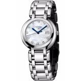 Reloj Longines Primaluna Diamond L81124876 Mujer   Original