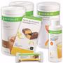 Kit Herbalife 2 Shake, Proteina 480g, Fiber, Barra Proteina