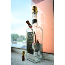 Bong De Fabricación Ruda.whisky Lancelot Xv.pipa De Agua