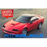 Manual De Despiece Chevrolet Camaro 1993-2002 Libro Pdf
