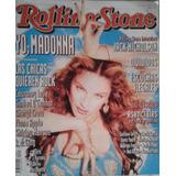Madonna / Rolling Stone Magazine 1998 ( Excelente Estado )