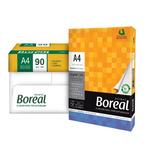 Resma Papel Boreal A4 75 Grs X 500 Hojas Premium Lezamapc