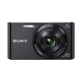 Camara Digital Sony Dsc-w830 Negra