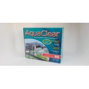 Filtro Cascada Exterior Acuario Pecera Aquaclear 50 190lt