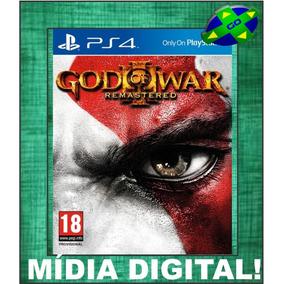 God Of War Iii 3 - Ps4 Original 1 - Português - C/garantia