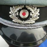 Gorra Ejército Alemán (wehrmacht) Segunda Guerra Mundial