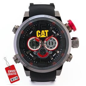 Reloj Caterpillar Doble Tiempo