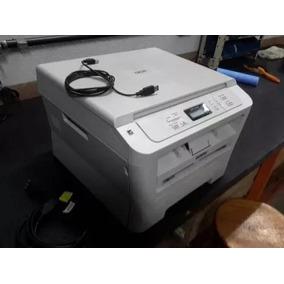 Multifuncional Laser Brother Dcp 7055 Usada Funcionando