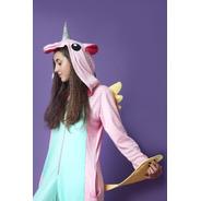 Kigurumi Pijama Unicornio Rosa - Envío Incluido