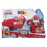 Transformers Rescue Bots Chase Heatwave Hasbro B4951 Edu