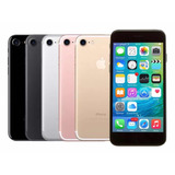 Iphone 7 32 Gb Liberado, Garantía + Envió Gratis