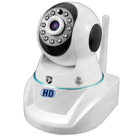 Camara Ip Interior Hd Robotica Hogar Espia Refurbished