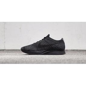 Zapatillas Nike Flyknit Racer Black