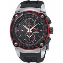 Reloj Seiko Sportura F1 Honda Racing Team Caucho Snac03p1