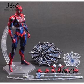 Boneco Homem Aranha Spider Variant Playarts Arts Kai Novo