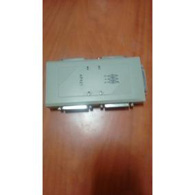 Data Swich Automatico Cuatro Cpu Y Una Impresora