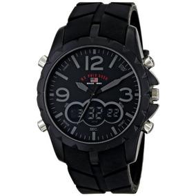 Ee.uu. Polo Assn. Reloj Del Deporte De Los Hombres Us9287 C