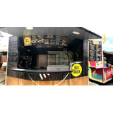 Trailer De Comida Rápida Food Trucks Remolque