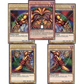 Exodia The Forbidden One - 1st Edition
