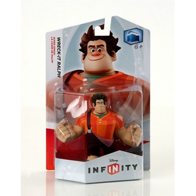 Figura Interativa Disney Infinity 1.0 Wreck-it Ralph Boneco